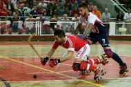 Hóquei em Patins: Benfica vence Liga Europeia