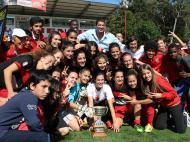 Feminino: Futebol Benfica é bicampeão (Fotos: Rui Reis)