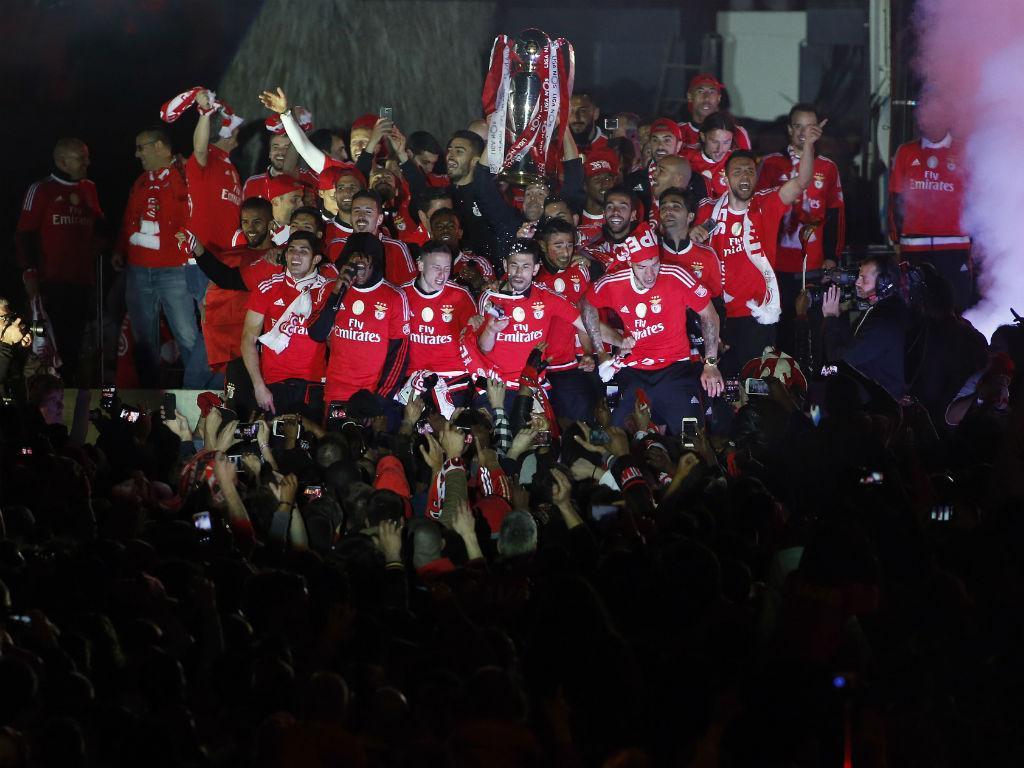 Benfica domina Onze do Ano para Sindicato de Jogadores