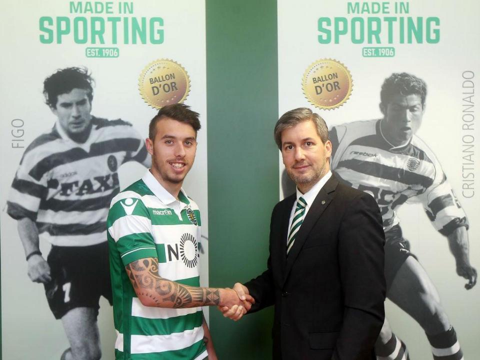 Boavista e Sporting acertam empréstimo de Iuri Medeiros