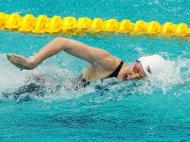 Europeus de natação em Inglaterra (EPA)