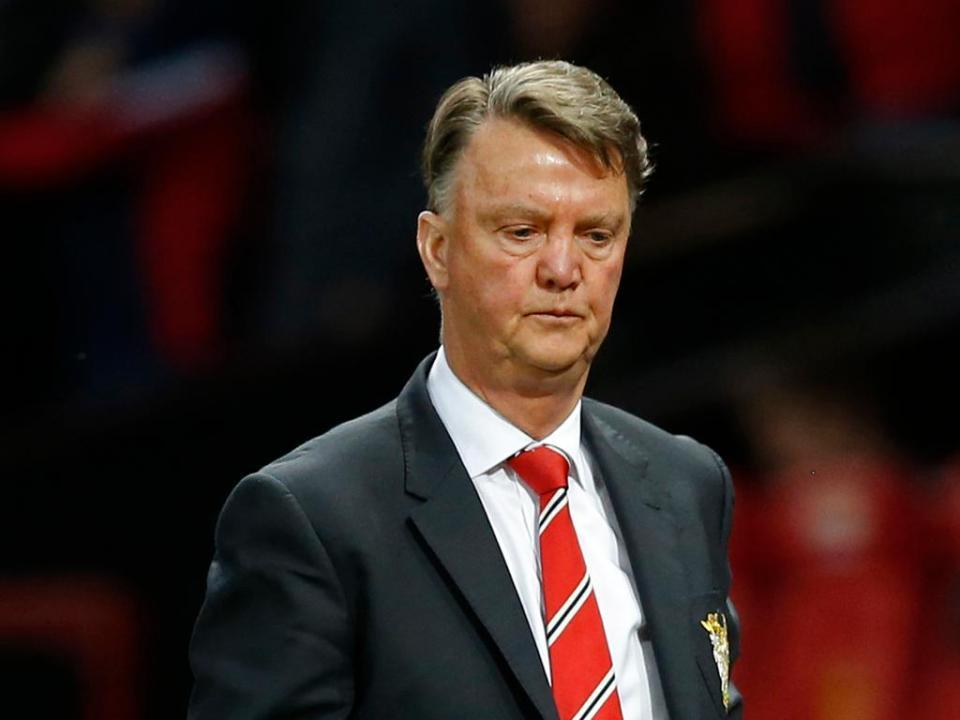Van Gaal gostava de voltar a Inglaterra só para chatear o United