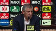 Fernando Santos justificou a chamada de 23 com experiência na Grécia