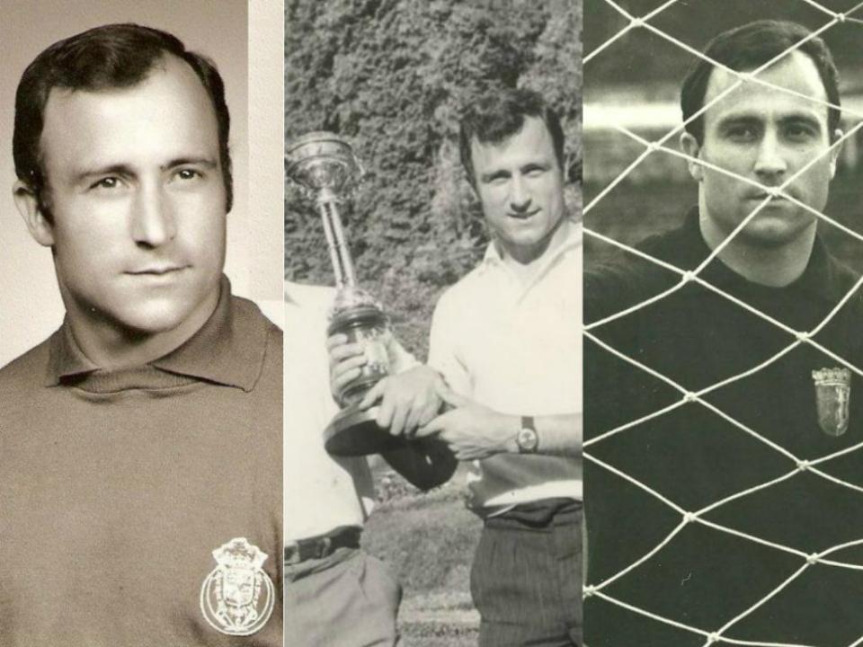 Antigo guarda-redes portista Armando Pereira faleceu aos 79 anos