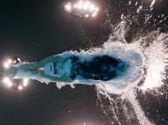 Os Europeus de natação vistos debaixo de água (EPA)