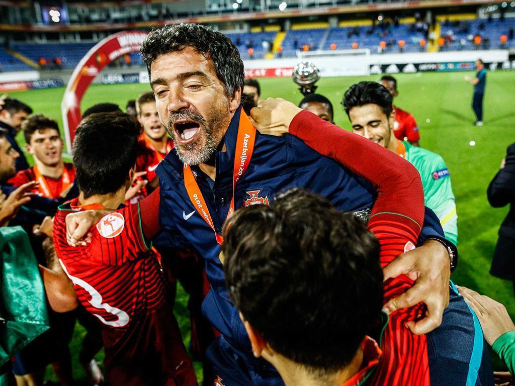 Sub-17: os adversários de Portugal para Euros 2018 e 2019