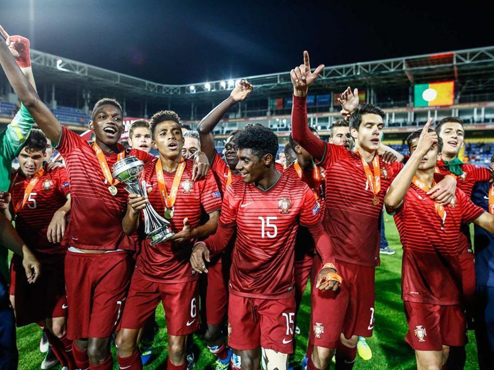 Ronda de elite Euro sub17  Portugal com Espanha 3958af11328ab
