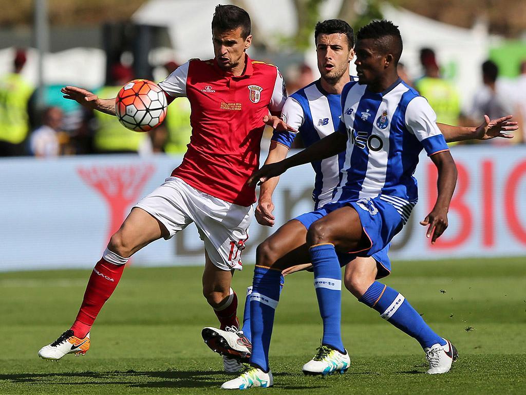 Vizela falha penálti e empata com o FC Porto B