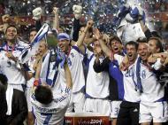 Euro 2004: Charisteas decide a final para a Grécia