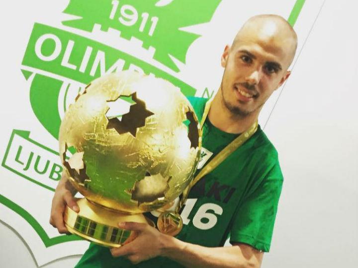 Ricardo Alves decisivo na conquista da «dobradinha» na Eslovénia