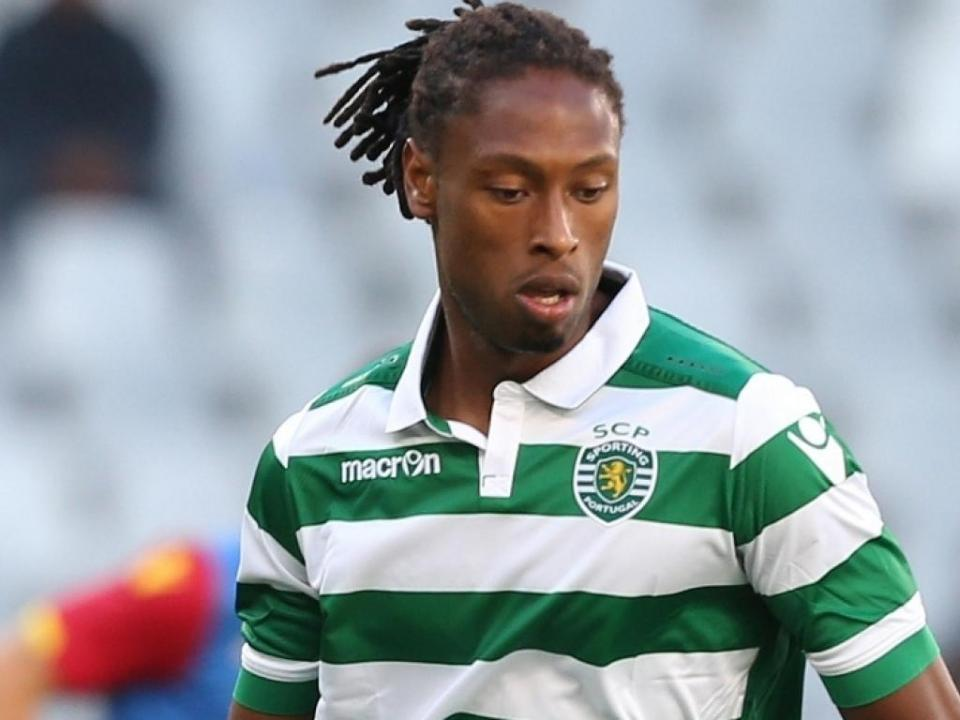 Feirense-Sporting (equipas): Jefferson e Rúben Semedo de volta à defesa