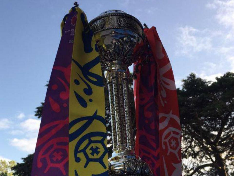 Lusitano-Sporting da Taça de Portugal joga-se no Fontelo