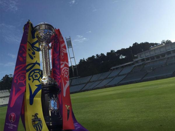Image result for foto futebol taça de portugal futebol feminino