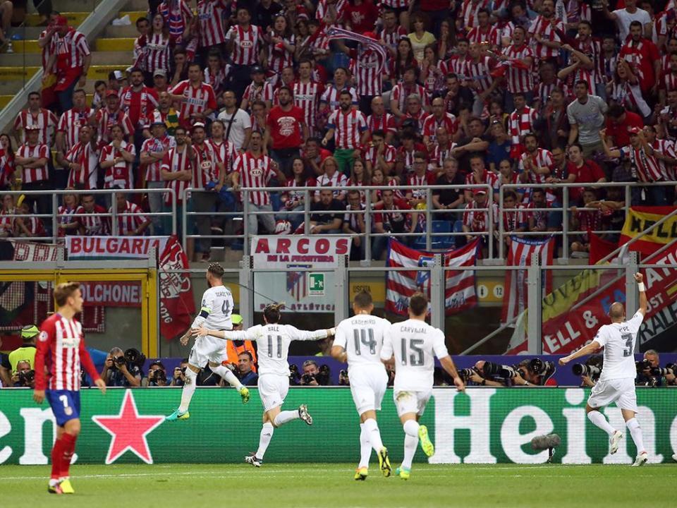 Liga Campeões  a 12ª do Real Madrid ddb72d5f67876