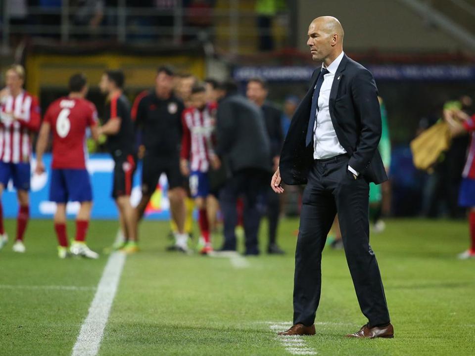 Zidane: isto é para muito poucos