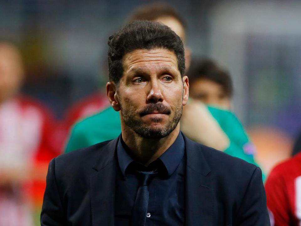 Revista inglesa elege Simeone como melhor treinador do mundo