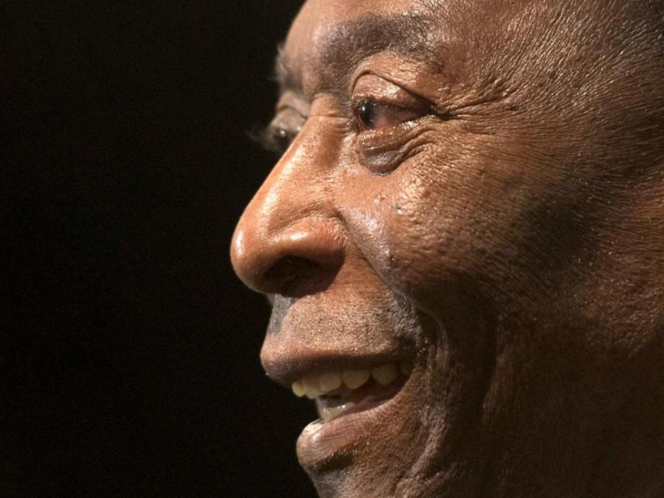 Pelé e o Brasil: «Jogadores são bons, mas não são uma equipa»