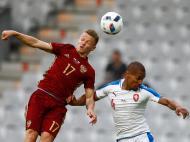 Rússia-República Checa (Reuters)