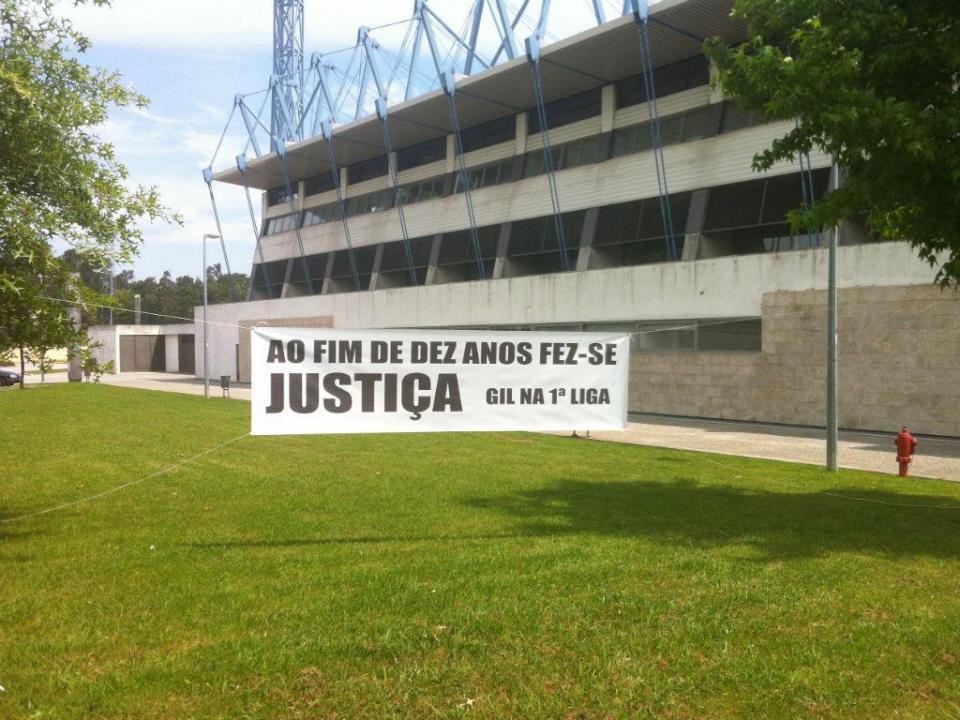 Integração de Gil Vicente e alargamento da Liga rejeitada