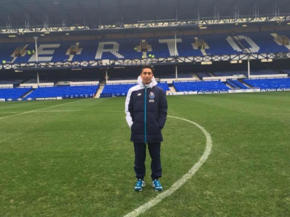 Omar Govea: «É o momento de dar um passo em frente»