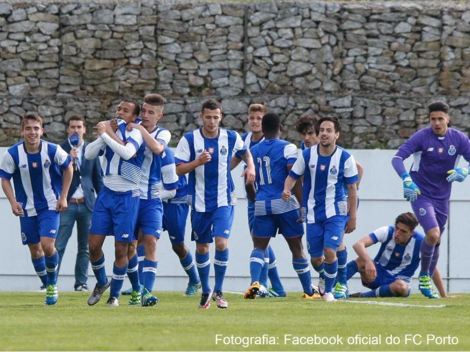 Juniores: FC Porto goleia em Paços de Ferreira
