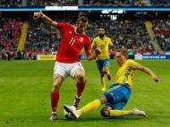 Suécia-País de Gales (Reuters)