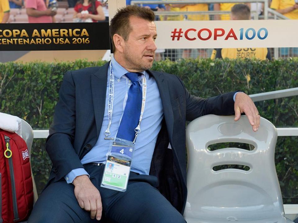 Dunga nega ter-se oferecido para treinar seleção da Colômbia