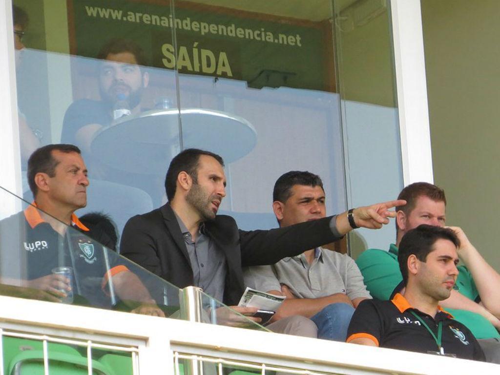 Sérgio Vieira é o substituto de Manuel Machado