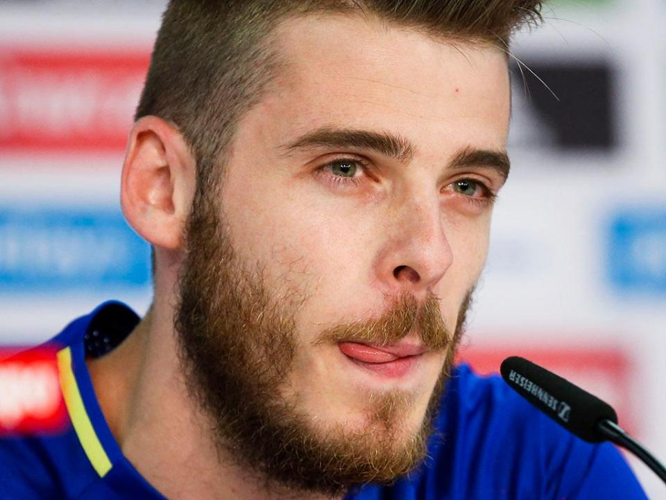 De Gea: «Vestir a camisola do Man. United é um privilégio»