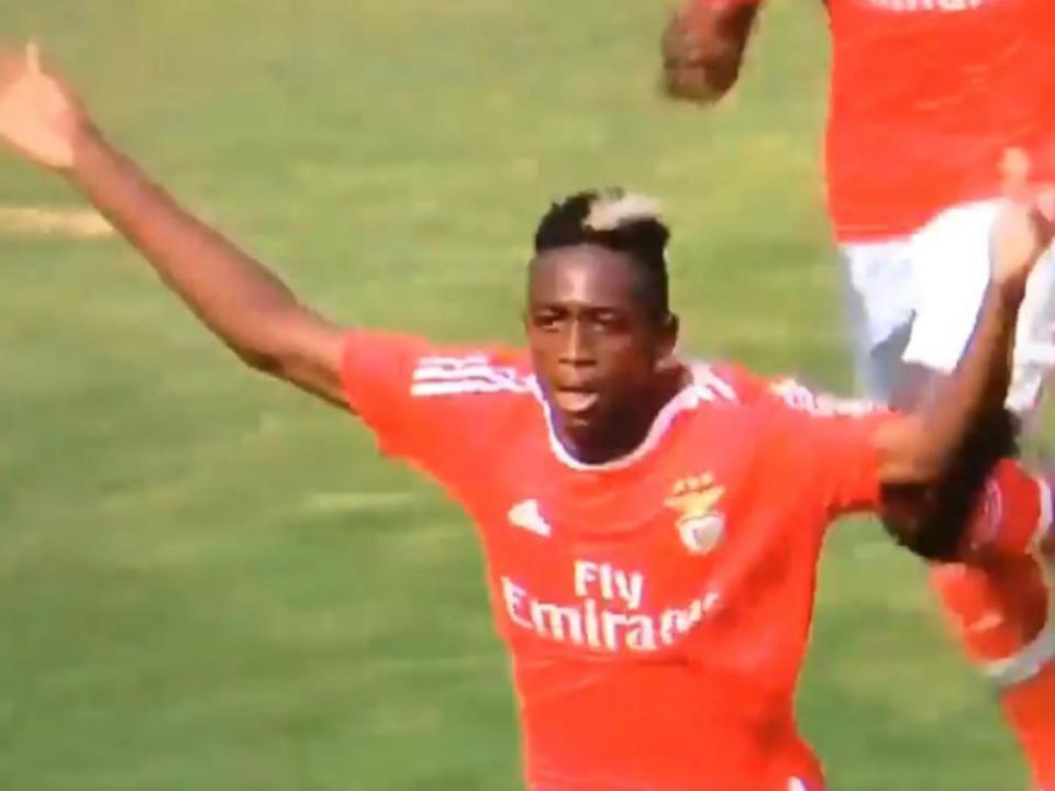 Embaló (Benfica) no Leipzig? «Não é um não absoluto»