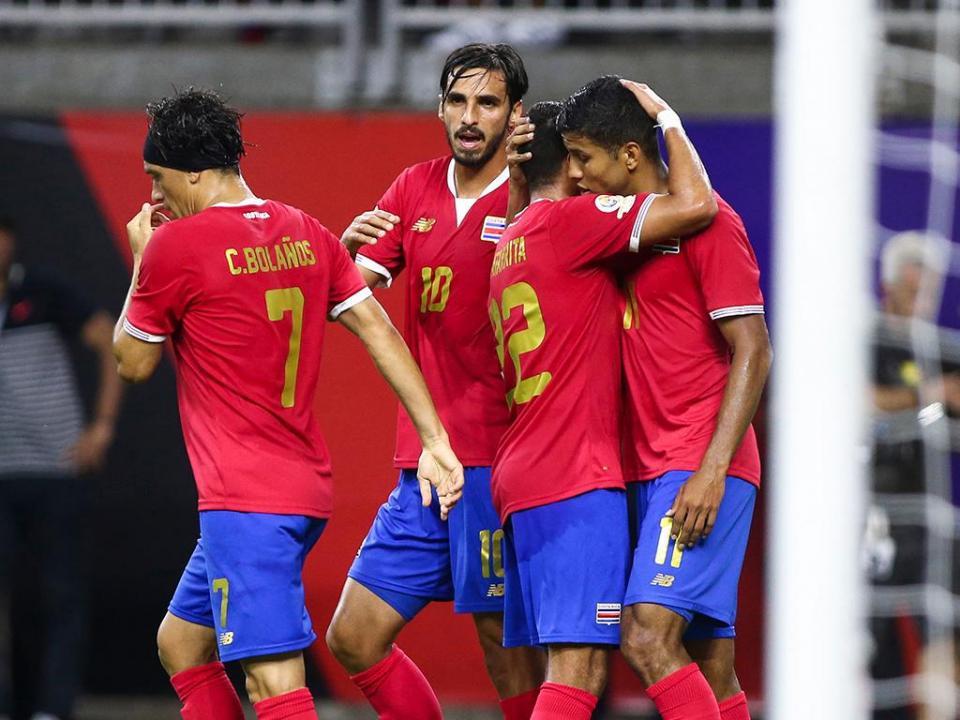 Mundial 2018: Bryan Ruiz nos convocados da Costa Rica