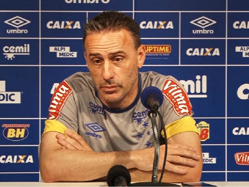 OFICIAL: Paulo Bento demitido do Cruzeiro