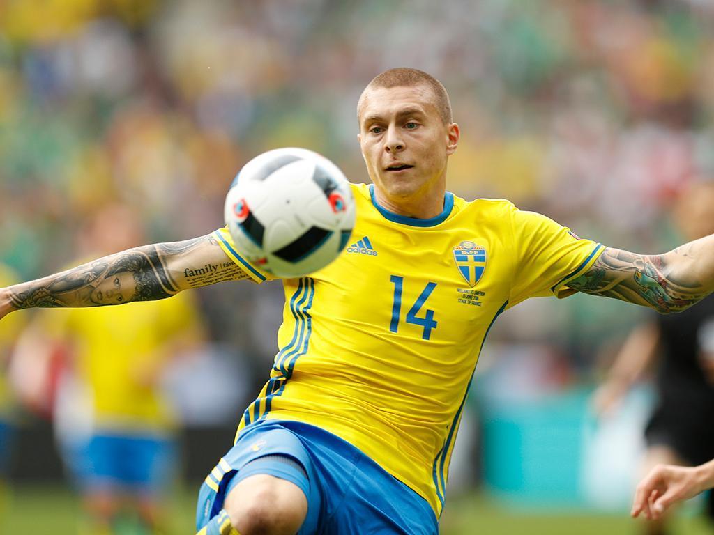 Clássico. Lindelof falha Portugal-Suécia mas deve disputar Benfica-FC Porto