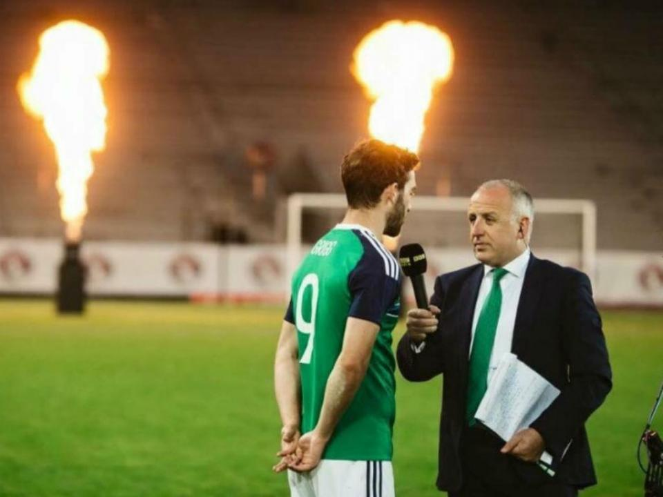 «Will Grigg's on fire»: a história do cântico que marca o Europeu