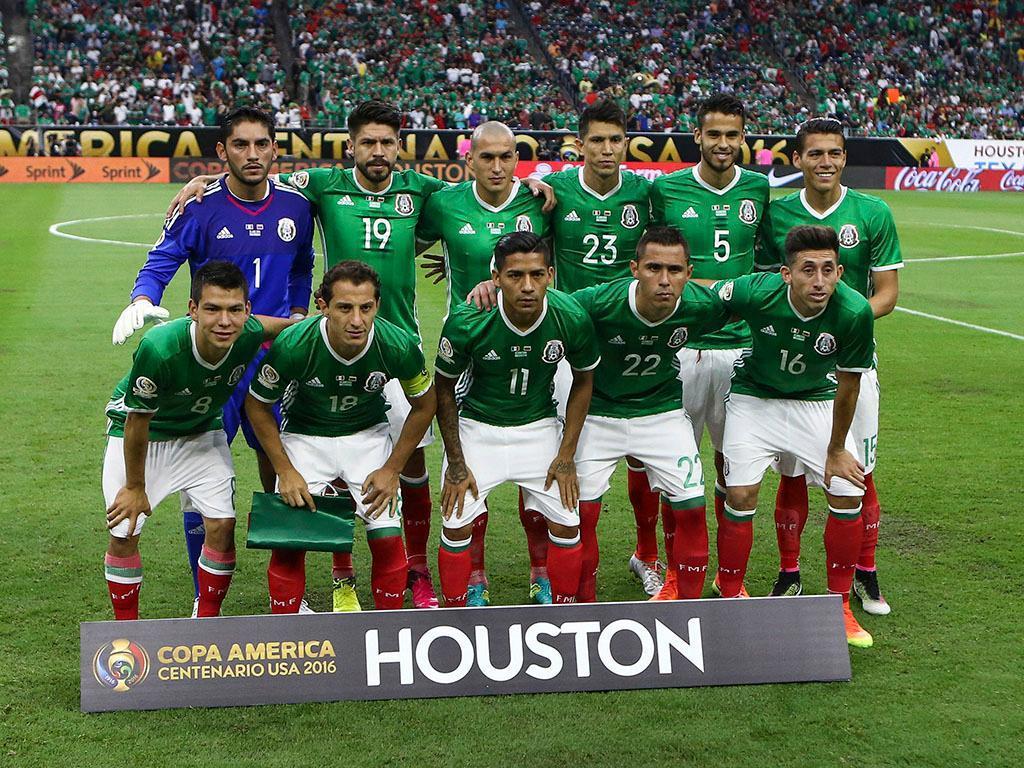 Corona renuncia à seleção mexicana e irá falhar a Taça das Confederações