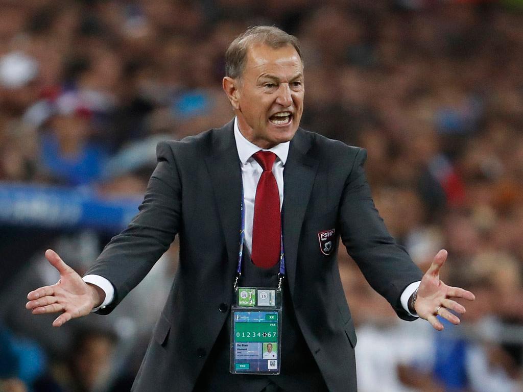 Alavés despede treinador italiano Gianni De Biasi — Espanha