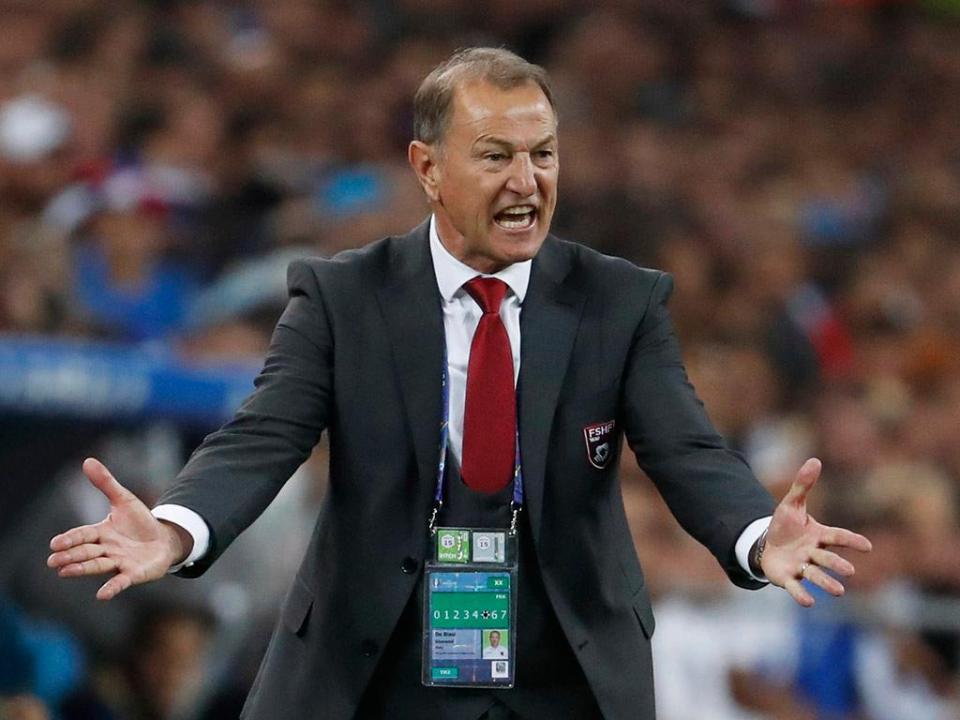 Alavés despede segundo treinador da época