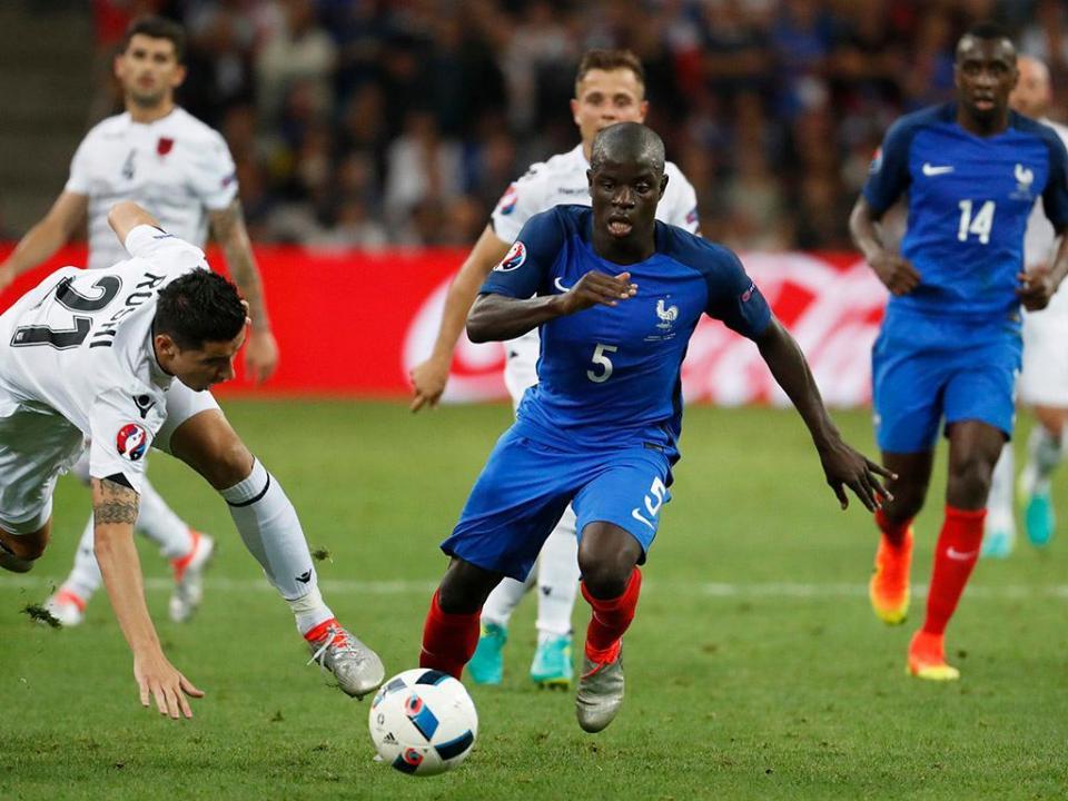 Antonio Conte: «Kanté? Grande perda, não temos outro assim»