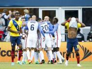 Estados Unidos-Equador (USA Today Sports/Reuters)