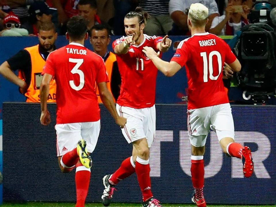 PLAY: o «três pontos para o País de Gales!» nasceu aqui