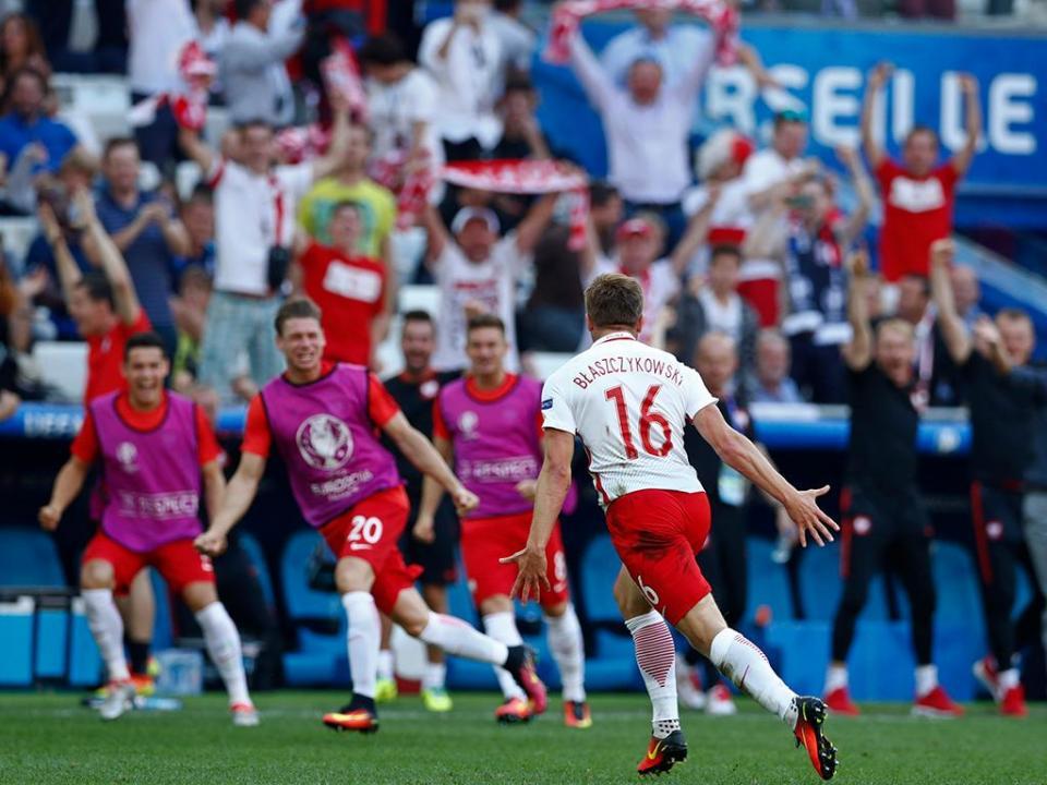 Ucrânia-Polónia, 0-1 (crónica)
