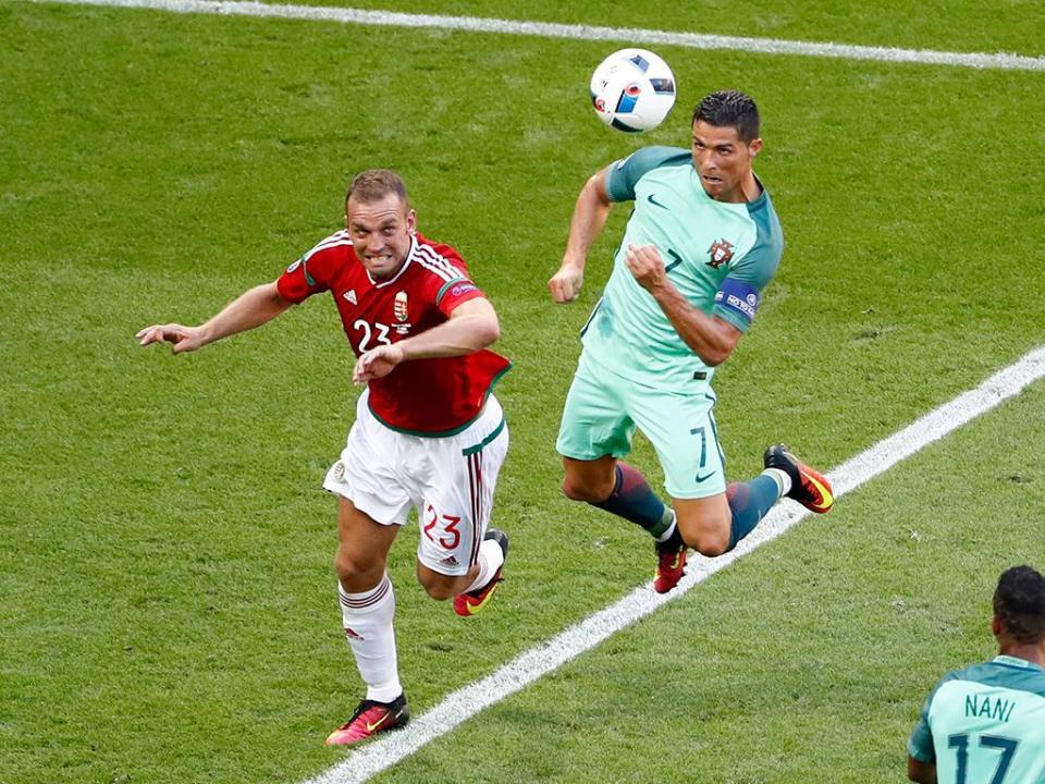 e0f5c2ca3b 60 vezes Ronaldo  todos os golos na Seleção ao raio-x