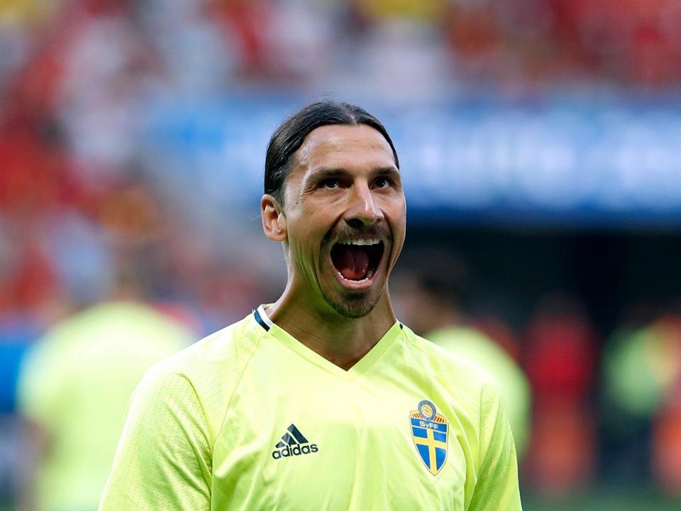Ibrahimovic compara Ronaldos e diz que Cristiano «não é natural»