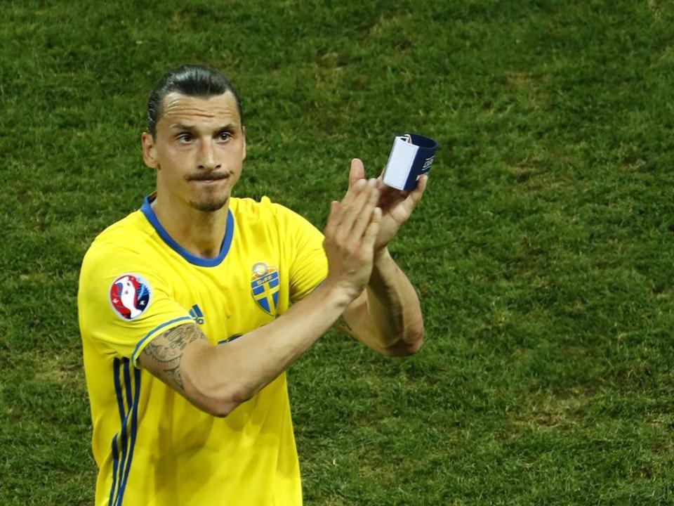 «Ibrahimovic deixou a seleção há ano e meio e ainda estamos a falar nele»