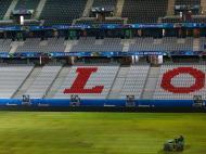 Euro 2016: Stade Pierre-Mauroy (Lusa)