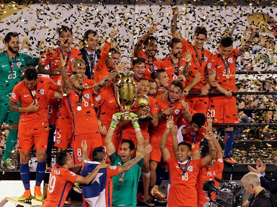 OFICIAL: vencedor do Europeu vai defrontar Chile em particular