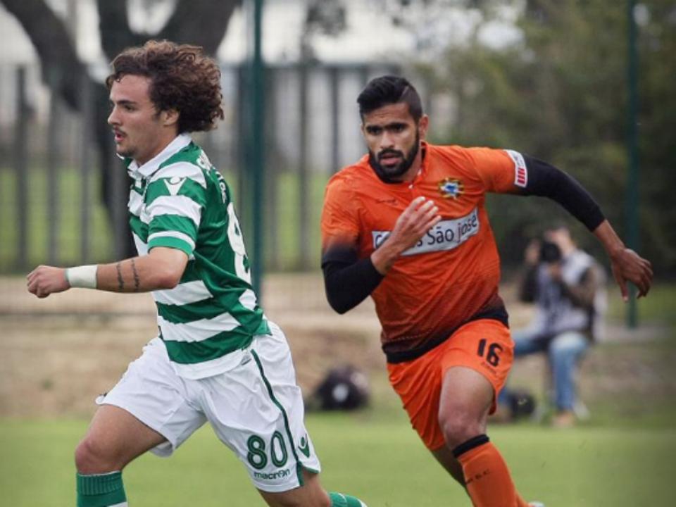 Sporting: Rafael Barbosa reforça Portimonense