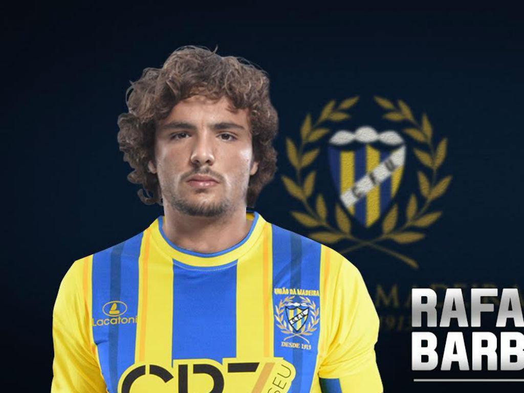 Rafael Barbosa deixa U. Madeira e regressa ao Sporting