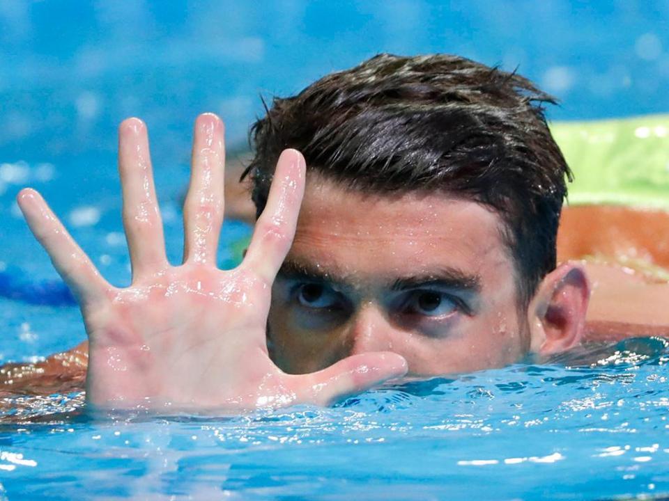Jogos Olímpicos: Phelps garante segunda vaga no Rio