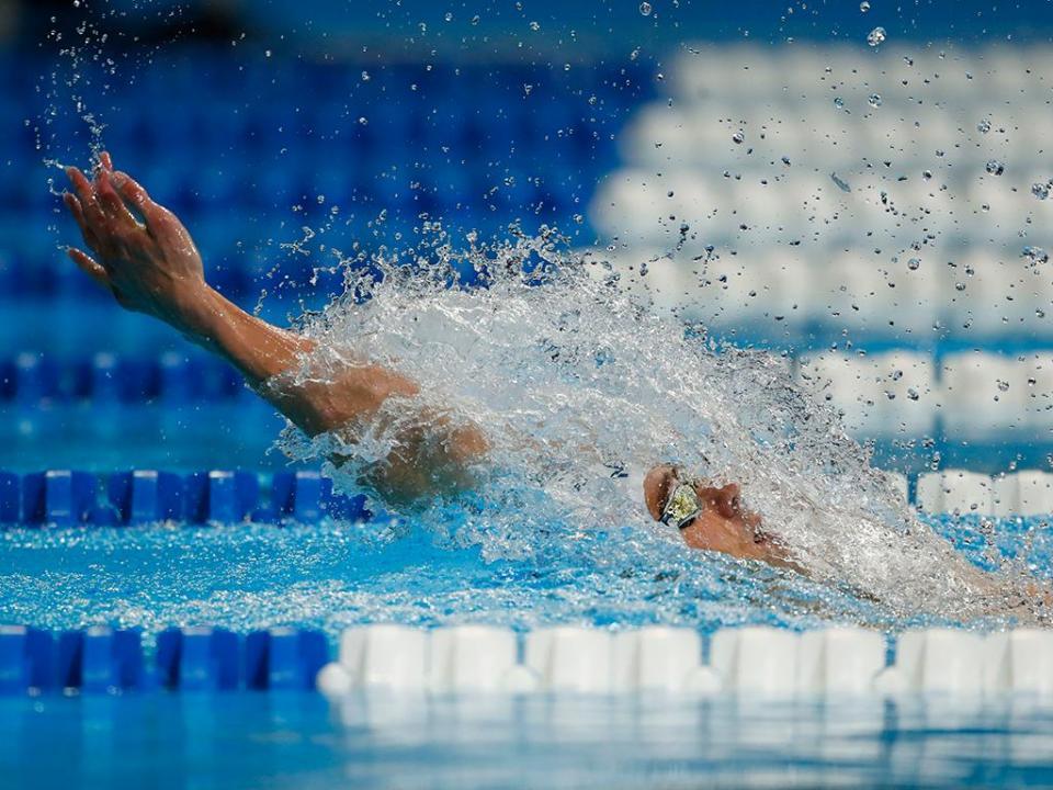 Natação: Gabriel Lopes com mínimos para os Jogos Olímpicos